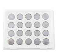 CR2016 3V High Capacity Lithium Button Cell Batteries (20-pack)