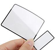 Fotga Premium LCD Screen Panel Protector Glass for Nikon D7000