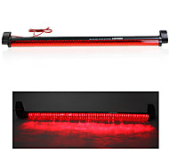 Red 56-LED Third Brake Light for Cars 12V
