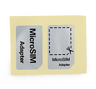 Mikro-SIM-Karte-Adapter (schwarz)