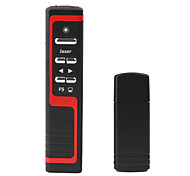 SP450 1mw 650nm Wireless Presenter, Red Laser Pointer