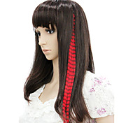 3 PCS Stripe Clip-In Straight Extension Set 6 Colors To Choose