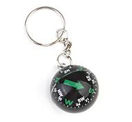 Mini Compass Keychain