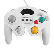 cable choque turbo de juego para GameCube y Wii NGC / Wii u (blanco)