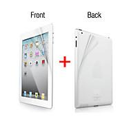 Film de Protection d'Ecran pour iPad, iPad 2 et Nouvel iPad