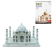 India Taj Mahal 3D DIY Puzzle