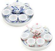 Mini Ceramic Tea Set (5-piece)