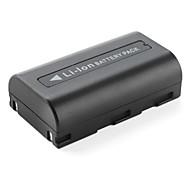 iSMART câmera bateria para samsung sc-d263, SC-D351, SC-D353 e mais