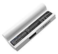 Battery for Asus Eee PC 901 904 1000H 1000 1000HA 1000HD 1000HE 904HD AL22-901 AP23-901 AL23-901 901H AL24-1000 white