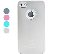 Custodia in alluminio per iPhone 4 e 4S - Colori assortiti