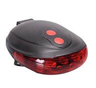 Rear Bike Light Bicycle Laser Tail Light