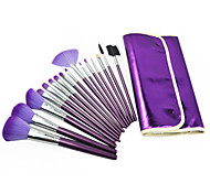 16 Makeup Brushes Set Nylon / Synthetic Hair / Others Face / Lip / Eye