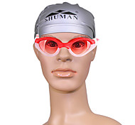 Women's SM116 Anti-Fog Plating Swimming Goggles