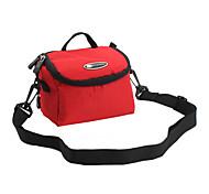 saco da câmera de protecção para transporte (vermelho)