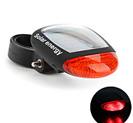 Solar Energy Rechargeable Bicycle Safety Tail Light
