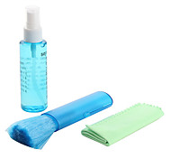 3-in-1 Cleaning Kit for Cameras, Laptops and Other LCD Screens