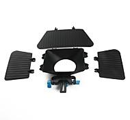 Digital Matte box pour plates-formes de caméra vidéo et DSLR et des cages