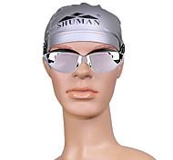 Unisex SM108 Anti-Fog Plating Swimming Goggles