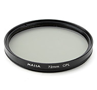 Massa CPL filtro de 72mm