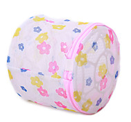 Flower Pattern Bra Nursing Laundry Bag