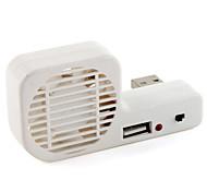 mini-usb ventilador para Wii (branco)
