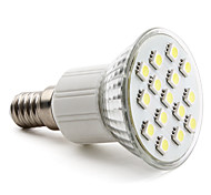 3W E14 / GU10 / E26/E27 LED Spotlight MR16 15 SMD 5050 200 lm Warm White / Natural White AC 220-240 V