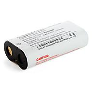 Pisen equivalente de batería recargable para Kodak klic8000