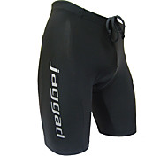 JAGGAD Bike/Cycling Padded Shorts / Shorts / Bottoms Men's Breathable / Quick Dry / Reflective Strips Nylon S / M / L / XL / XXL