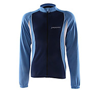 JAGGAD Men's Cycling Tops / Jerseys Long Sleeve Bike Spring / Summer Thermal / Warm / Breathable / Quick Dry Blue S / M / L / XL / XXL
