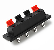 WP4-7 Terminal Blocks for Electronics DIY (5 Pieces a Pack)