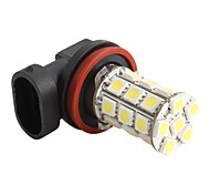 h11 5050 SMD 27 под руководством 1.44w 1300mA белый лампа для автомобиля (12 В постоянного тока)