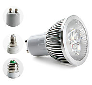 Spot Lampen PAR/MR16 E14/E26/E27/GU10 W 270 LM 3000K K 3 High Power LED Warmes Weiß AC 85-265 V