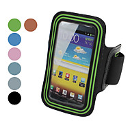 Waterproof and Anti-Sweat TPU Case Armband for i9220 (Assorted Colors)