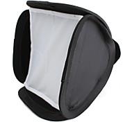Foldable 20 x 20 cm Softbox for Portable Flash