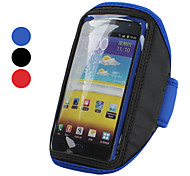 Waterproof and Anti-Sweat TPU Case Armband for i9220 and others (Assorted Colors)