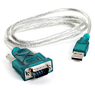 Cable USB a RS232 (1M)