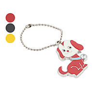 Cartoon Dog Style Dog Collar Charm (Assorted Colors)