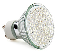 GU10 Focos LED MR16 78 LED de Alta Potencia 390 lm Blanco Natural AC 100-240 V