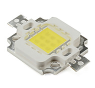 DIY 10W 800LM 900mA Natural White Light LED Emitter (9-12V)