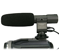 SG-108 Pro DV Stereo Microphone for Canon, Pentax, Nikon