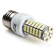 Corn Bulbs , E26/E27 W 120 SMD 3528 400 LM Natural White V