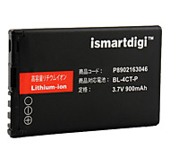 Ismart 900mAh Battery for Nokia 5310, 5630, 6600, 6700, 7210 Supernova, 7230, 7310 Supernova, X3