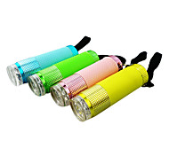 Mini 1-Mode LED Flashlight (1xAA, Random Color)