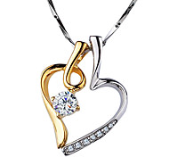 Heart-Shaped Fashionable Pendants