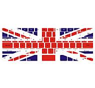 """Union Jack-Muster Tastatur-Abdeckung für 13 """"MacBook Pro 15"""""""