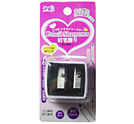 Two-hole Makeup Pencil Sharpener