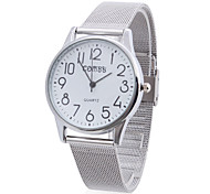 Men's Watch Quartz Dress Watch Alloy Casual Wrist Watch Cool Watch Unique Watch Fashion Watch