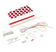 Голубь 2 ep0001 резиновые питание вертолета сборки игрушки