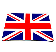 Union Jack gaming mouse pad ottico (9 x 7 inches)