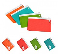 Multifunctional PVC Card Clip Travel Luggage Tag